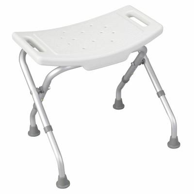 Folding Bath Bench Without Back